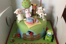 Kids cakes / Find beautiful cake creations for kids parties
