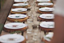 table settings / Idee per decorare e allestire le tavola
