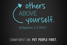 """Success is Not a Secret / Daily quotes from the sermon series """"Success is Not a Secret."""""""