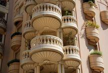 intrados balcon
