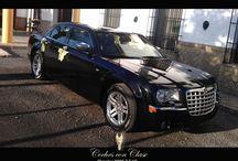 Chrysler 300C para Bodas en Sevilla / Espectacular Chrysler 300C 3.5 V6 para servicios de Boda en Sevilla y toda Andalucía
