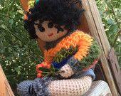 Amigurumi Handmade  Doll / Rrt