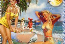 Filles Summer / Gif