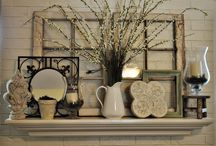 Home Decor and Vignettes / Staging My Collections In My Home
