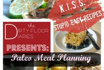Special Diet / Paleo, Elimination, Clean Eating....