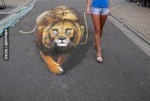 pinturas en la calle