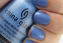 China Glaze Love / China Glaze nail polish / by Di* Hernández