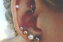 Ear pearcing