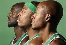 BOSTON CELTICS / by Casey Craig Lopes