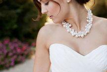 Wedding Jewelry  / by Megan Morgan
