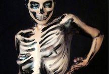 body-art halloween