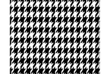 Houndstooth / by Sara Burns