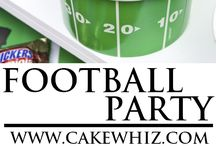Football Tailgating Party Ideas / Football Tailgating Party Ideas! Food recipes & decor ideas! Contributors accepted! If you would like to contribute, make sure you're following me (not just this board). Send me a message through Pinterest, and I'll send over an invite :) Happy pinning!