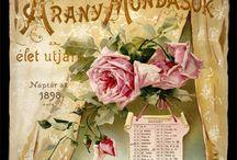 Calendar from 1898