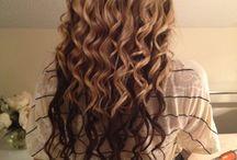 Hairrrr!! / by Savanna Anderson