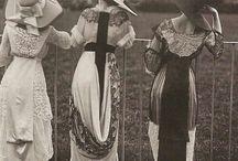 Edwardian fashion (1885-1915)