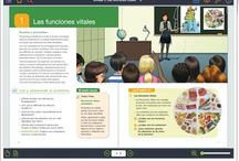 4º Naturales Unidades Didácticas / Material complementario para el desarrollo de las Unidades Didácticas de Ciencias de la Naturaleza de 4º Nivel de Educación Primaria. Juegos, actividades interactivas y materiales didácticos.