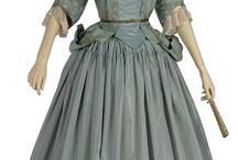 Платья барокко