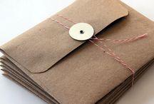 DIY enveloppen