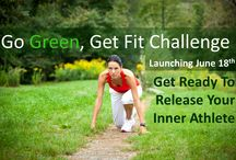 Go Green Fit Challenge