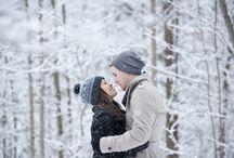 Pary zimą