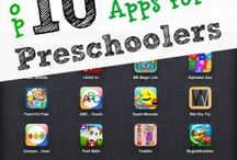 Educational Apps for Preschoolers / by Janet Namba