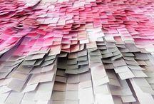 Carta e cartone / Oggetti in carta per allestire e decorare,soprammobili,scatole ,ecc.