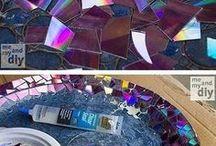 CD mosaics