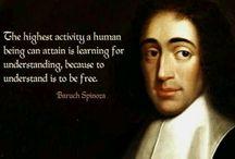 Filosofie. / My philosophers mind
