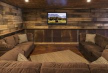 Rustic rooms
