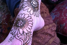 Henna / inspiration for face paint / by Nora Machado