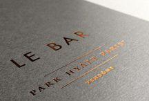 Hotels / Bars Menus