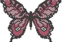 Beading - Butterfly