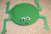 frog/turtle / by Carol Schmidt