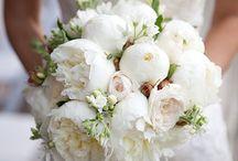 Svadobné kytice, pierka