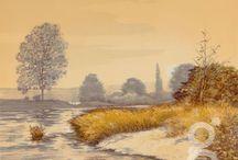 Gerald Hughes prints