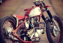 Bobber / customs motorcycles