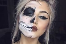 Halloween / Ideas for costume/makeup