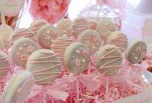 decoración postres y cupcakes