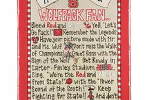 Converted fan...go pack / by Katy Locklear