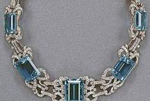 Diamonds, Tanzanites & Aquamarines