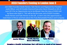 GLOBAL X TEAM / ASEA TEAM LEADERS FROM AROUND EUROPE
