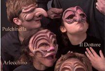Teatro / História do teatro, atores, autores, peças, cenários, figurinos e curiosidades em geral.