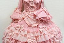 Wishlist and Dream Dresses