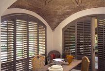 Raamdecoratie \\ JASNO Shutters
