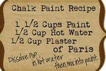DIY paint how to's