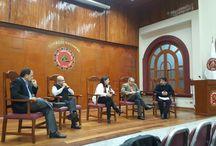 """3° Taller de la Red CYTED COM-LALICS / Taller: """"Red temática para mejorar el diálogo entre las comunidades involucradas en las políticas de CTI (COM-LALICS)"""", Lima, Octubre 2016."""