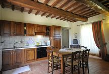 The apartments / These are the photos of the apartments of Farmhouse Lucestraia.