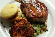 Beeler's Pure Pork in Restuarants / Pictures of chef's creations using Beeler's Pure Pork
