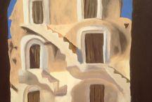 Tunisia paintings